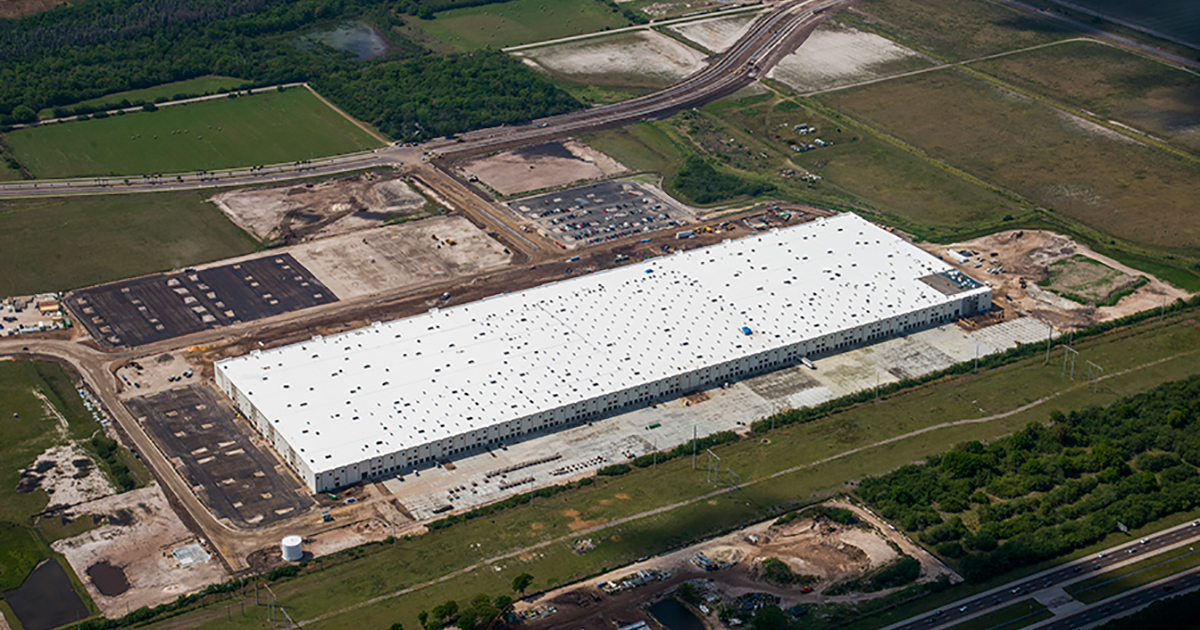 Amazon Fulfillment Center, Ruskin, FL