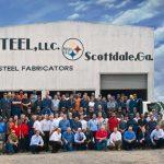 Steel Steam Group Photo