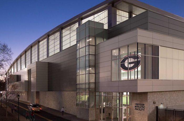Photo of UGA Indoor Athletic Facility