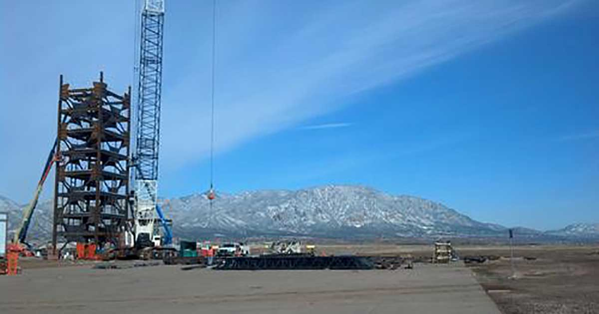 Fort Carson Air Traffic Control Tower
