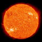 Solar Flare - Sun Fireball