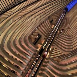 marriott marquis atlanta interior