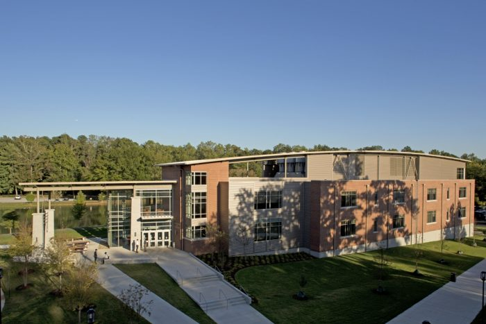 Photo of Clayton State College Lakeview Discovery and Science Center