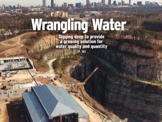 Atlanta Bellwood Quarry project ENR magazine cover March 19 2018