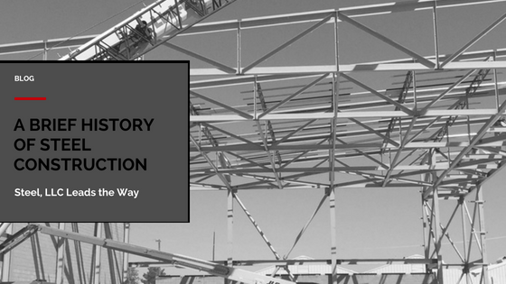 A Brief History of Steel Construction