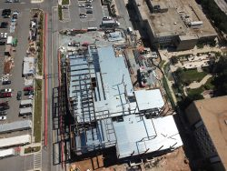 Montgomery College SC aerial view