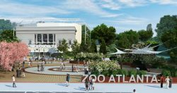Zoo Atlanta Brand New View rendering courtesy Zoo Atlanta