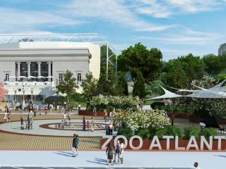 Zoo Atlanta Brand New View rendering courtesy Zoo Atlanta