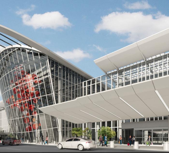 Orlando Airport South Terminal Complex